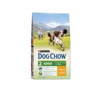 Dog Chow (Дог Чау) для взрослых собак с курицей
