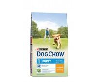 Dog Chow (Дог Чау) для щенков с курицей и рисом