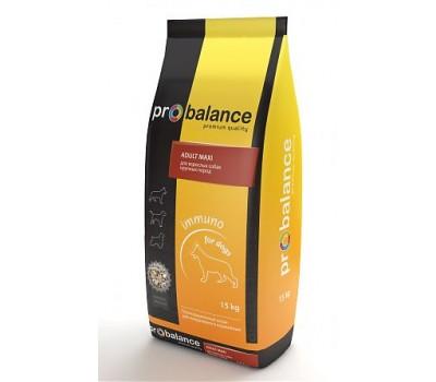 ProBalance Immuno Adult Maxi для собак крупных пород