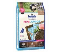 Bosch Mini Junior корм для щенков маленьких пород