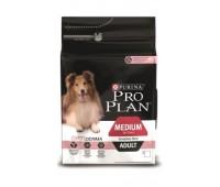 Pro Plan Sensitive для собак с чувств пищевар. лосось/рис
