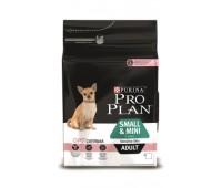 Pro Plan Small Sensitive с чувств пищевар лосось/рис