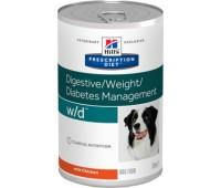Hill's™ Prescription Diet™ Canine w/d™  370гр.